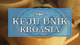 Mencoba Kelezatan dan Gurihnya Paski Sir, Keju Unik dari Susu Domba Kroasia
