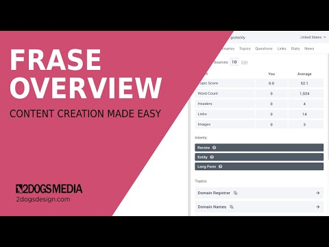 Frase Review: See If This Content Creation Tool Is Right For You!