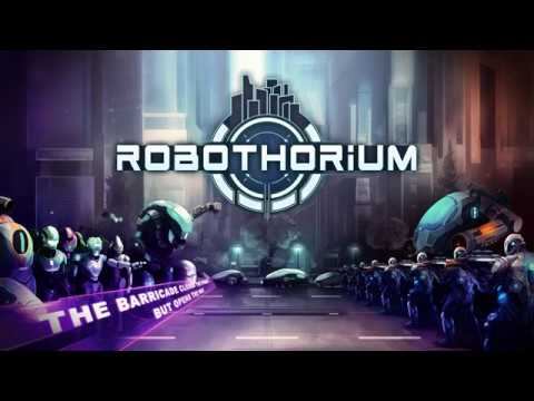 Robothorium - Gameplay walkthrough thumbnail