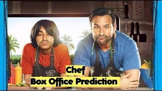 Chef Box Office Prediction
