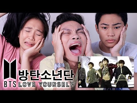 REACTING TO BTS #2 -