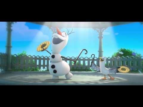 Frozen (2013) (Clip 'In Summer')