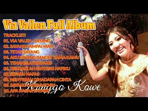 DJ VIA VALLEN REMIX NONSTOP LAGU GALAU INDO TERBARU 2018 Mp3