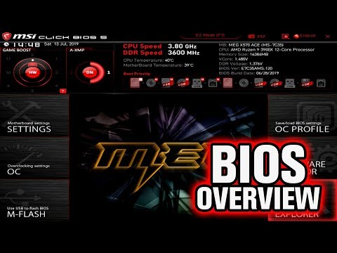 MSI MEG X570 Ace Motherboard Review