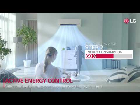 LG DUALCOOL USP – Active Energy Control