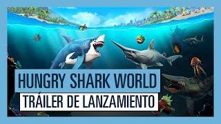"AFILA LOS DIENTES!!! Mañana llega: ""Hungry Shark World"""