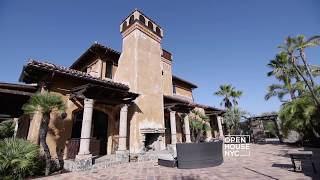 Inside the Famous Bachelor Mansion - Open House on NBC
