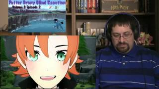 Potterbrony Blind Reaction Rwby Volume 3 Chapter 6 Fall