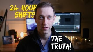 Surgeons reveal the TRUTH about 24 hour shifts!