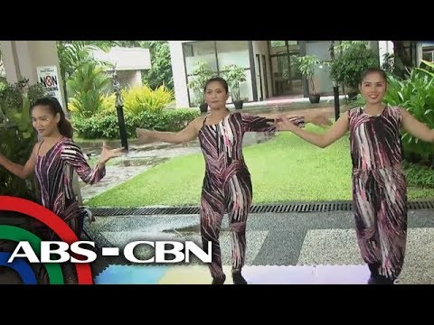 [ABS-CBN]  Salamat Dok: Fusion Acrobats and Contortionists