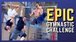 EPIC GYMNASTIC CHALLENGE
