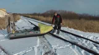 Зимняя рыбалка на озере невское сахалин