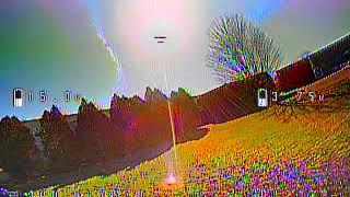 Maiden Flight of the Racer X FPV ET5