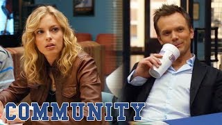 """""""Tardiness? Don't Use That Word In Front Of Abed""""   Community"""