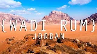 The Famous Wadi Rum! | The Valley of the Moon | Jordan