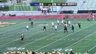 Brockport Dominates Alfred State on Homecoming