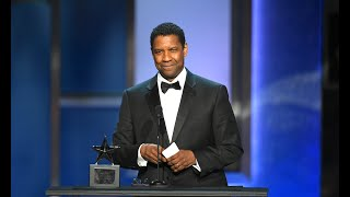 Denzel Washington Accepts The 47th AFI Life Achievement Award