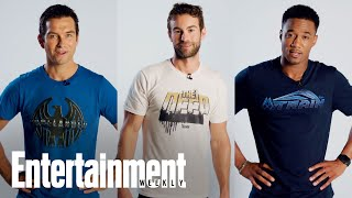 'The Boys' Cast: Make America Safe Again With Vought Superheroes | Entertainment Weekly