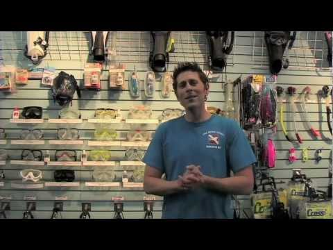 How to Choose a Scuba Diving Mask