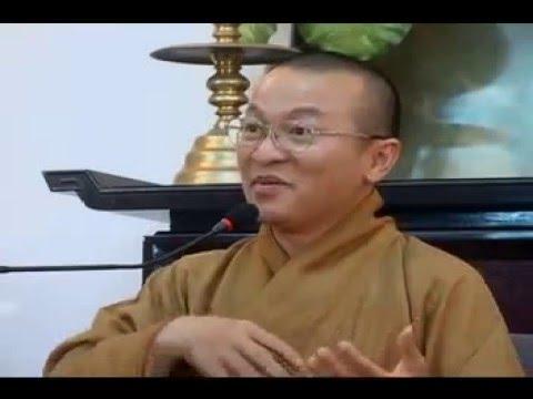 Phật Giáo Và Các Vấn Đề Xã Hội (23/11/2007)