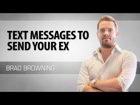 Text Messages To Send Your Ex (3 Texts To Get Your Ex Back)