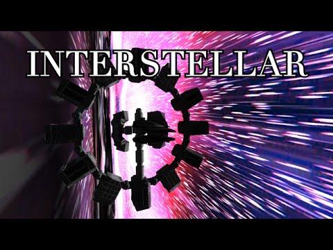 KSP - Interstellar Endurance Mod