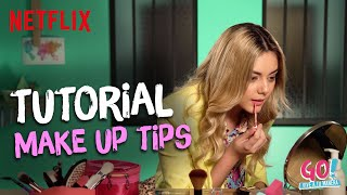 Go! Vive a tu manera - Tutorial Make Up Tips