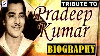 Biography l A Tribute To Pradeep Kumar l Indian Film Actor - Download this Video in MP3, M4A, WEBM, MP4, 3GP