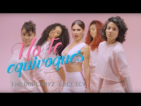 No Te Equivoques - Greeicy Rendon