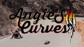 Angies Curves Teaser Trailer | MuirSkate Longboard Shop