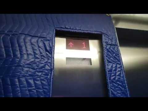 NEW! 2019 ThyssenKrupp Endura MRL Hydraulic Elevator at North Surrey Sport & Ice Complex - Surrey BC
