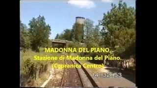 preview picture of video 'Aln668 regionale Capranica-Orte (1994): tratto 1° Capranica-Madonna del Piano'