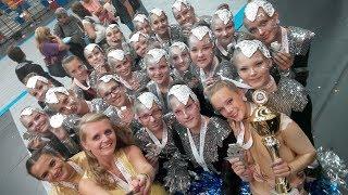 MONA Náchod - World Championship Majorettes Sport Praha