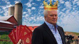«Аграрний король» з подвійним громадянством: бізнес в Росії та гроші Аркадія Корнацького