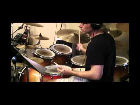 Geoff Moore & Adrienne Liesching - In Christ Alone , Drum Cover