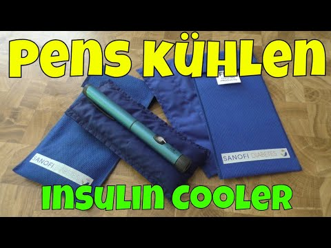 FRIO: Insulin richtig kühlen FRIO getestet. Das Coolerbag für unterwgs 😉 Diabetes Life Schweiz
