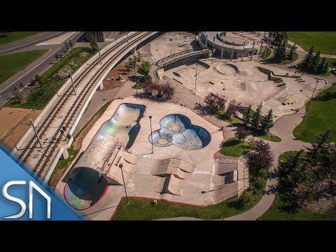 Session Atlas - Alberta - Calgary Millennium Skate Park