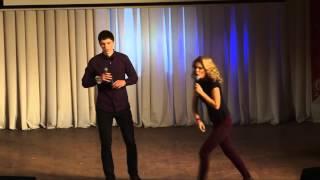 Творческий конкурс. Екатерина Ярина и Сергей Андреев.