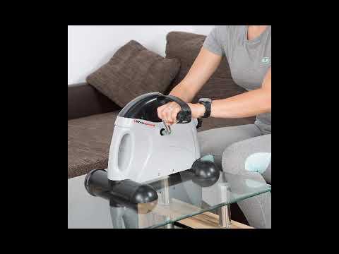 Ultrasport Mini Bike, Arm- und Beintrainer, Heimtrainer, Minifahrrad