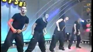 5ive-Keep on moving (telefe versus 2000)