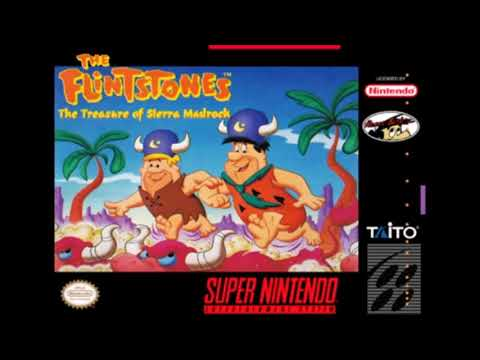 The Flintstones; The Treasure of Sierra Madrock OST