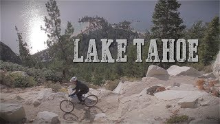 Tahoe Flume Trail!