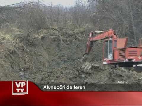 Alunecări de teren