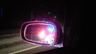 Poliisit pysäytti!