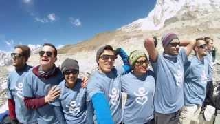 Mt. Everest Basecamp Trek, Summer 2014
