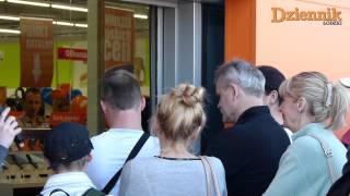 preview picture of video 'Otwarcie sklepu Avans przy Teresy w Łodzi'