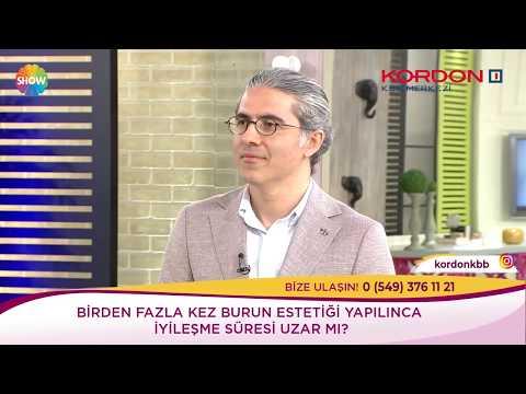 Can Ercan - Burun Estetiği Sonrası Psikoloji - Show Tv Kendine İyi Bak