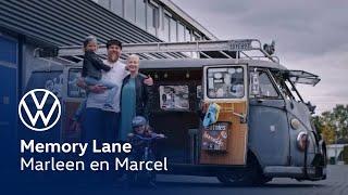 Het verhaal van Marcel en Marleen