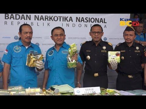 Sinergi Bea Cukai, BNN dan TNI Gagalkan Penyelundupan Narkotika