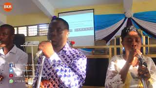 HENA NE WO - LIVE PERFORMANCE - THE VICTORY VOICE @ BREMANG NKONTWIMA SDA CHURCH